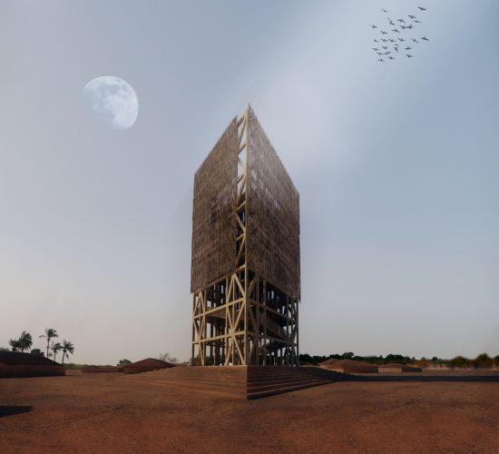 Conception d'un espace multiculturel sacré & éco-responsable  au Sénégal