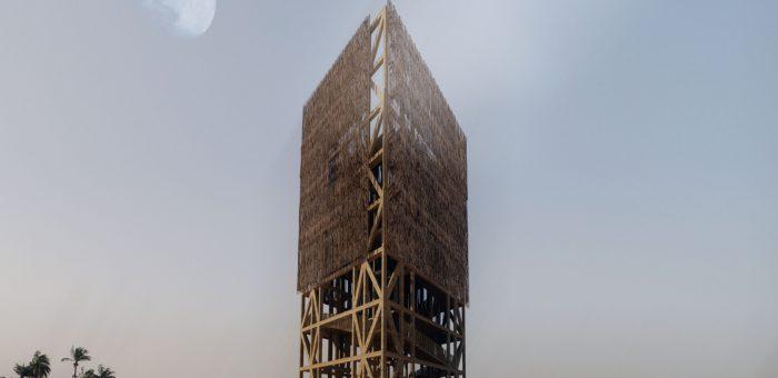 Création d'un espace multiculturel sacré en auto-construction au Sénégal