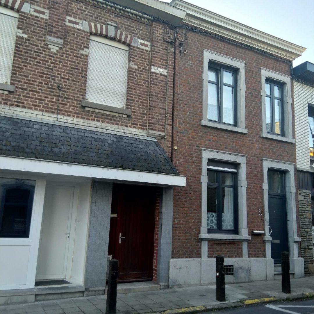 Régularisation et transformation intérieure d'un commerce en logement à Beyne-Heusay, Liège
