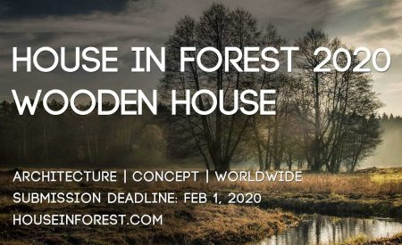 Concours d'idées House in the forest